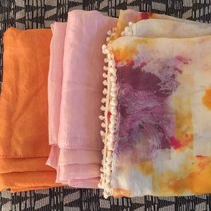 Accessories - Scarf bundle